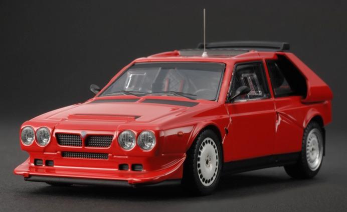 Hpi Models Lancia Delta S4