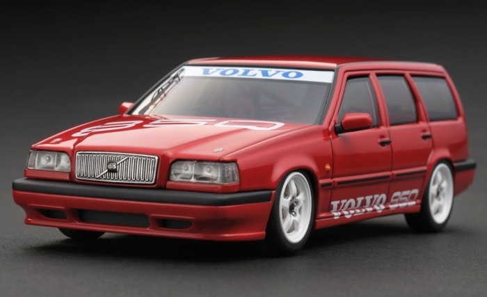 Hpi Models Volvo 850
