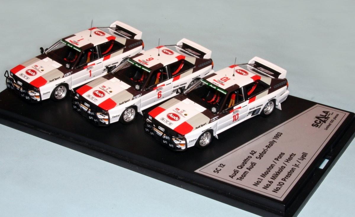 Safari-Rallye 83