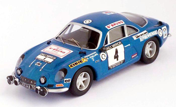 1:43 Trofeu Ford Escort 1600 TC Rallye Portugal 1971-1:43 Rallye TR Rral 02