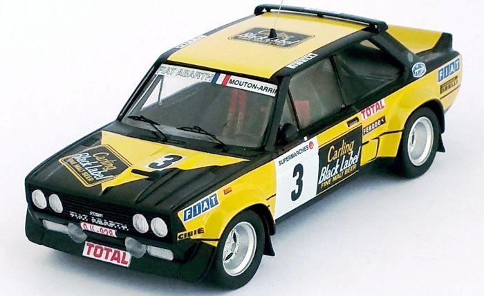 Fiat 131 Abarth-1º Critérium Molson du Québec 77:T.Salonen    Trofeu TRFRRRRca01