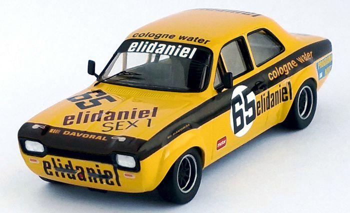 Ford Escort Mk1 Winner Vila do Conde 1973 Jorge Ribeiro d 1:43 TROFEU RRAC07